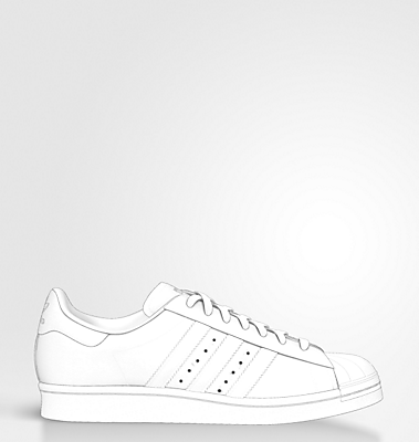 mi Superstar 80s White 15006761_M