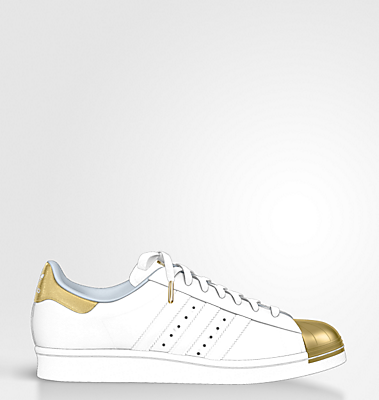 mi Superstar 80s White 15006587_W